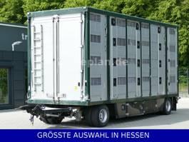 vee aanhanger Pezzaioli Menke 3 Stock Lüfter el. Hydraulik €699.-mtl. 2007