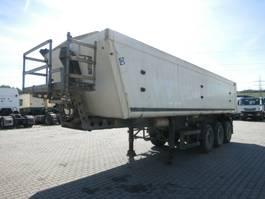 kipper oplegger Schmitz Cargobull Kipper 32m³ SAF Achsen  Luftfederung  Liftachse