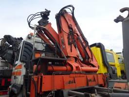 Kraan vrachtwagen onderdeel Atlas AK 125.1 A2 2001