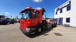 containersysteem vrachtwagen Scania P 400 LB6x2*4HNB 2011