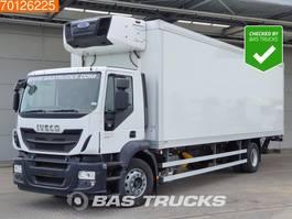 koelwagen vrachtwagen Iveco Stralis Hi-Street AD200S31 4X2 Carrier Ladebordwand EEV 2014