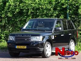 suv wagen Land Rover RANGE ROVER SPORT SE LEER NAVIGATIE TREKHAAK 2006