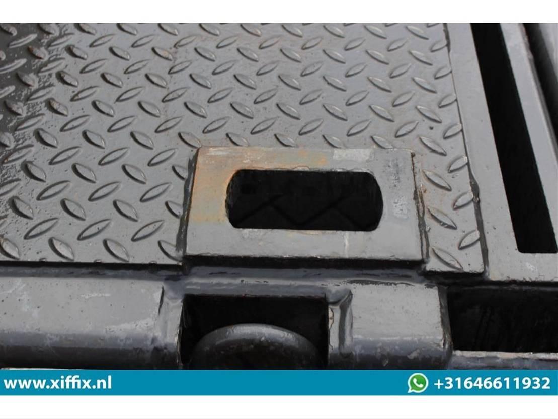semi dieplader oplegger Faymonville TE HUUR: 3-ass. Uitschuifbare semi dieplader // Naloop gestuurd 2017