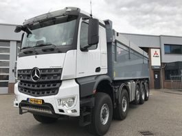 kipper vrachtwagen > 7.5 t Mercedes Benz Arocs 5048 AK 10x8 / 6 Ruizeveld Kipper 50 Ton! Gestuurde VLA - Direct l... 2020