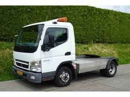 be trekker bedrijfswagen Mitsubishi CANTER 3C15 2012