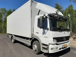 bakwagen vrachtwagen > 7.5 t Mercedes Benz Atego 1224 L 2008