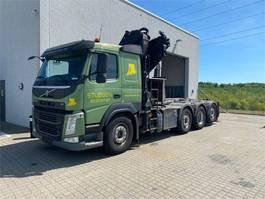 containersysteem vrachtwagen Volvo FM 420 8x2 2016