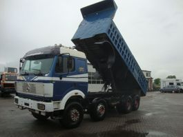 kipper vrachtwagen > 7.5 t Mercedes Benz 3548 8X4 V8 ENGINE 1992