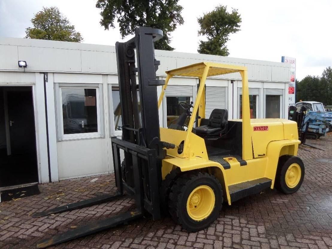 vorkheftruck Hyster H 7.00 XL 1996