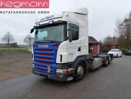 wissellaadbaksysteem vrachtwagen Scania R400 LB6X2MNB 2010