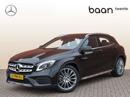 suv wagen Mercedes Benz GLA-klasse GLA 180 Sport Edition AMG Line Automaat 2019