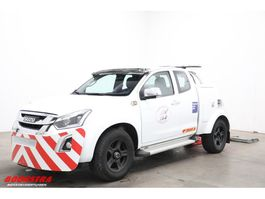 takelwagen bedrijfswagen Isuzu D-Max 1.9 DDI Aut. AWD Jige Lier Bril 2019