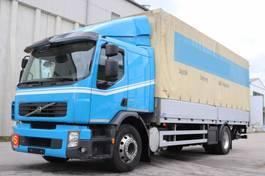 schuifzeil vrachtwagen Volvo FE340 Euro5 Manuell Klima LBW 2012
