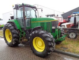 standaard tractor landbouw John Deere 7800 1996