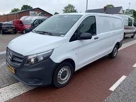 gesloten bestelwagen Mercedes Benz Vito 114 CDI 100KW Lang L2H1 KLIMA AIRCO EURO5 2016