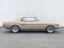 overige personenwagens Ford Mustang 289 Coupe Matching Numbers Mustang 289 Coupe Matching Numbers 1965