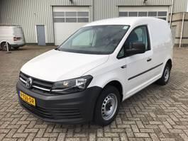 gesloten bestelwagen Volkswagen CADDY airco 75000km 2017