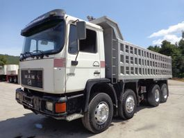 kipper vrachtwagen > 7.5 t MAN MAN 35.372 (8X4) KIPPER 1993