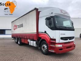 bakwagen vrachtwagen > 7.5 t Renault 385 POMP MANUEL 6x2 10 TYRES 1998