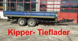 kipper vrachtwagen > 7.5 t Müller-Mitteltal KA-TA-R 13,5  13,5 t Tandemkipper- Tieflader 2014