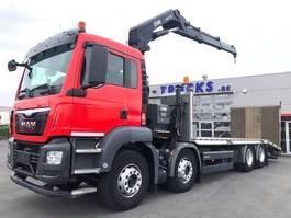 takelwagen-bergingswagen-vrachtwagen MAN TGS 35.360BL-8X2/4-EU6-OPRIJWAGEN/HYDR RAMPEN/KRAAN/WINSCH/RADIOSTURING 2014