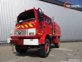 Motor vrachtwagen onderdeel Renault M180 Midliner 4x4  fire brigade - brandweer - watertank 2500 - Ongeval, ... 1997