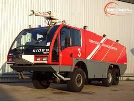 brandweerwagen vrachtwagen Renault Thomas Sides VIM90 P25 VMA105 - 6x6 Crashtender, Airport Fire Truck - 9... 2001