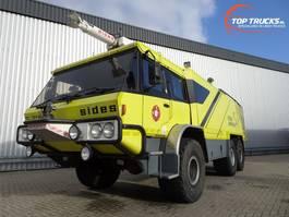 brandweerwagen vrachtwagen Sides 35.750 GM 6x6 - S2000.15 - Crashtender, Airport Fire Truck - 13.400 ltr... 1997