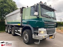 kipper vrachtwagen > 7.5 t Ginaf X 4446 TS X 4446 TS 510 8x8 kipper euro 5 2008