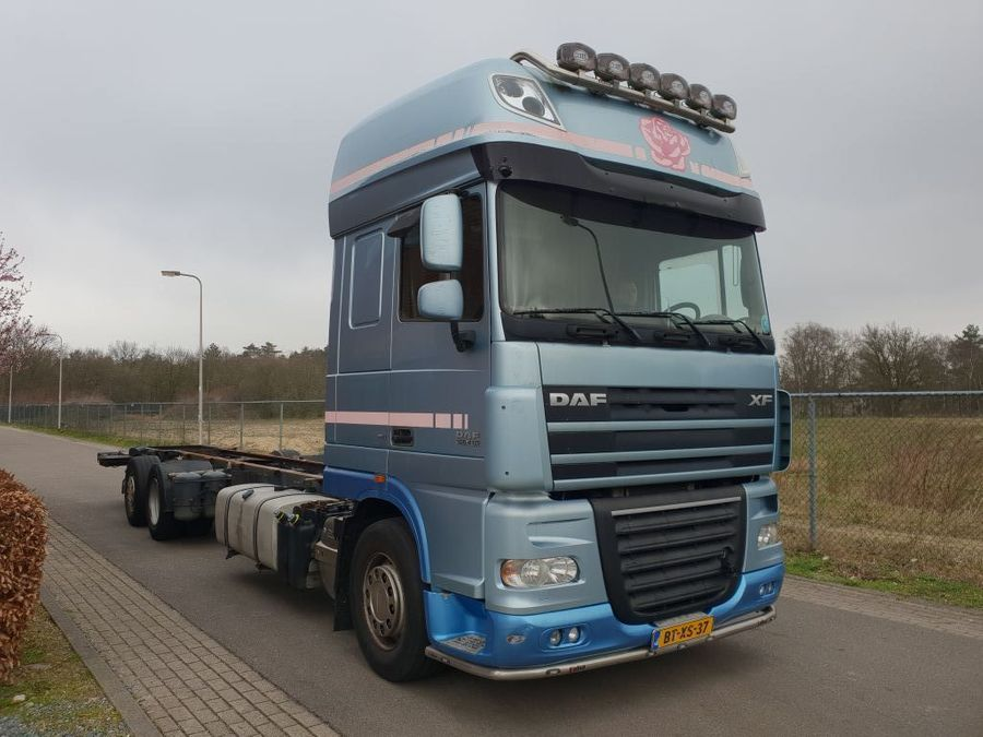 DAF - FAN XF105 2