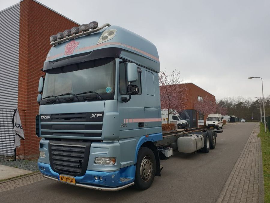 DAF - FAN XF105 1