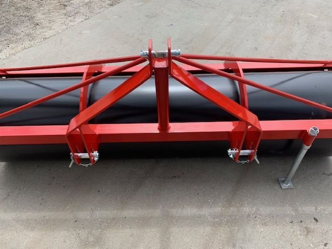 roller Diversen Landrol 620mm rond 2500mm lang met schaper 2021