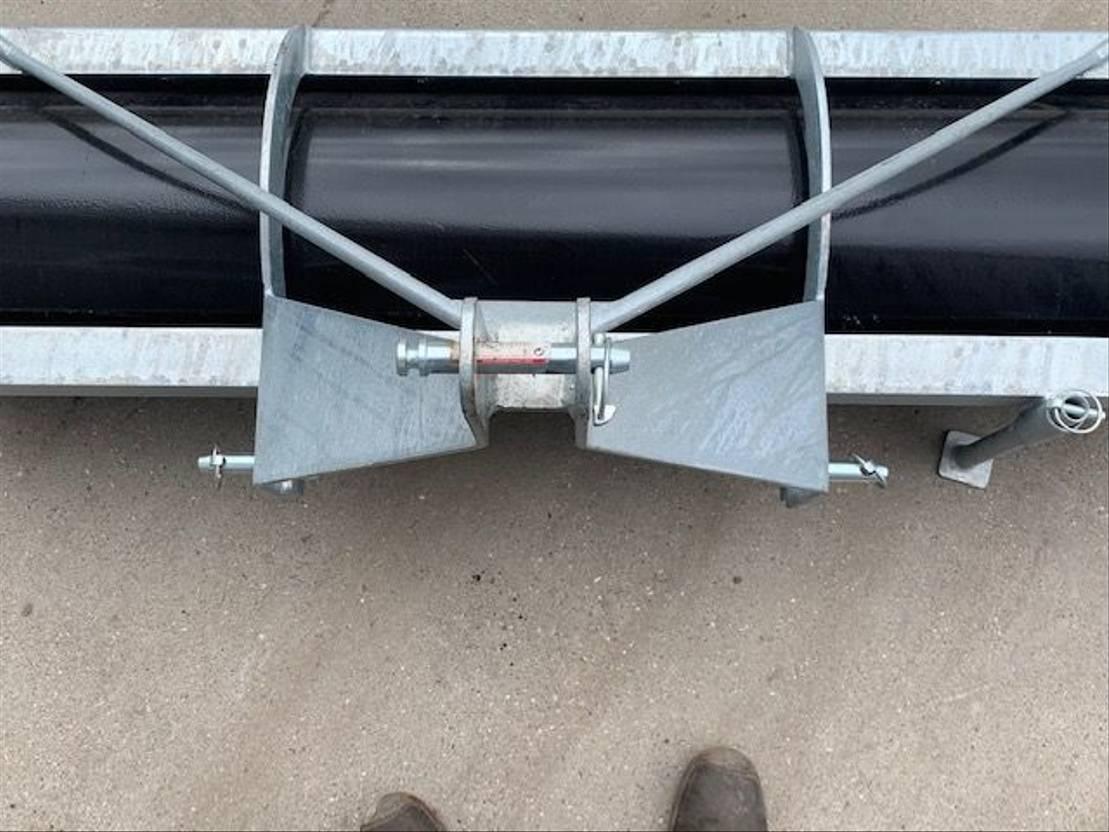 roller Diversen Landrol 320mm rond 1500mm breed incl schraper 2021