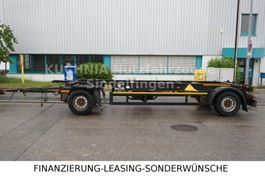 chassis aanhanger Kögel AW 18 BDF 19,5