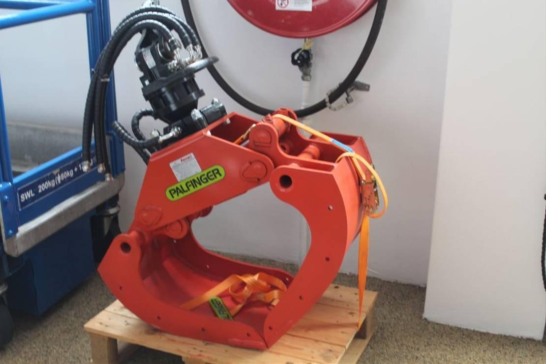 hydraulisch systeem equipment onderdeel Palfinger SCHALEN KNIJPER 3500kg 2019