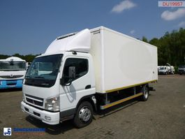 koelwagen vrachtwagen Mitsubishi Fuso Canter 4x2 Zanotti Z38S frigo 2011
