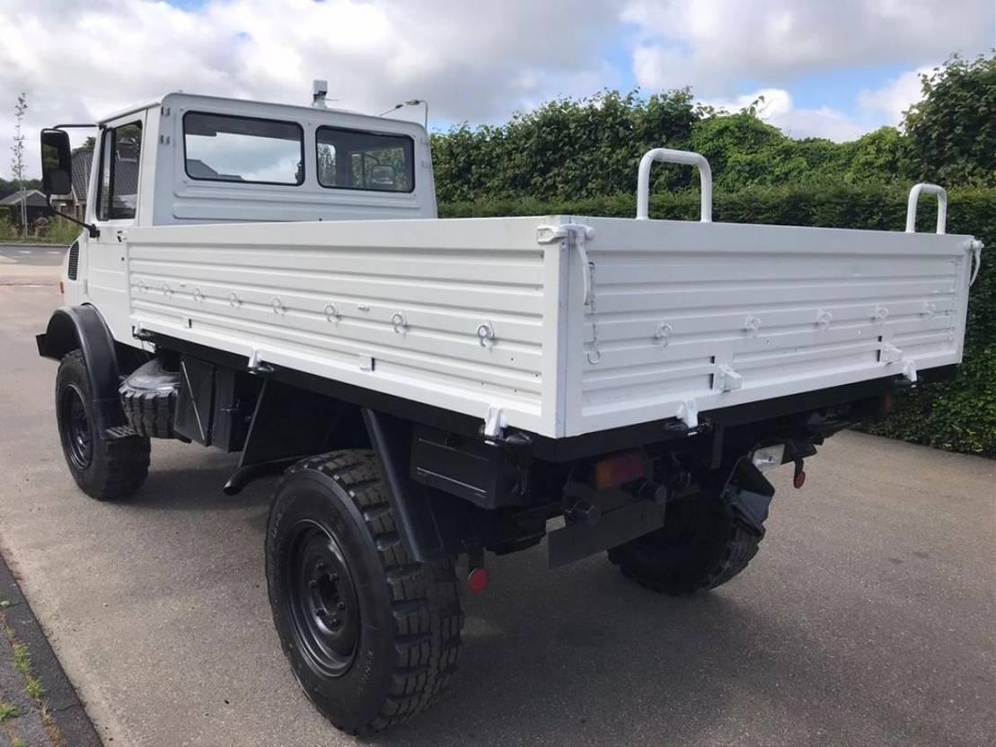 leger vrachtwagen Unimog 435T/U1300  4x4 1981