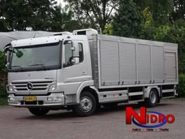 overige vrachtwagens Mercedes Benz Atego Verkaufsgeschäft LKW + Kühlung 55.000 km 2011
