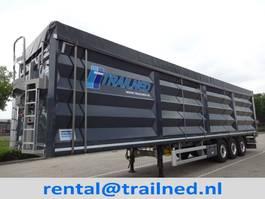walking floor oplegger Knapen Trailers K100 - 92m3 Extreme *for rent* 2020