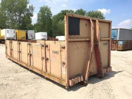 overige containers Universal Schottenbak 25m³ containerbak container
