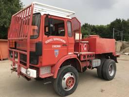 brandweerwagen vrachtwagen Renault JN1 4X4 **6CYLINDER-WINCH** 1980