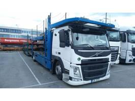 autotransporter vrachtwagen Volvo FM13/420 KÄSSBOHRER METAGO 2016