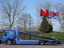 autotransporter vrachtwagen Volvo FM 330 EURO 5 AUT TRANSPORTER FOR DAMAGE CARS 5 pieces 2013