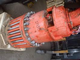 versnellingsbak equipment onderdeel O & K RH30D