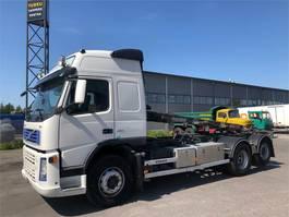 containersysteem vrachtwagen Volvo FM D13-480  Globetrotter 2009