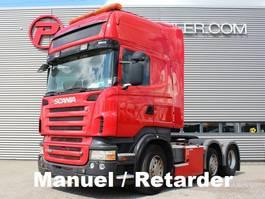 standaard trekker Scania R500 6x2/4 twensteer 2007