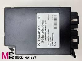 Elektra vrachtwagen onderdeel Mercedes Benz Radar Decision Unit 2