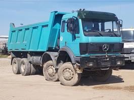 kipper vrachtwagen > 7.5 t Mercedes Benz SK 3538 AK 8X8 BIG DUMPER TIPPER 1994
