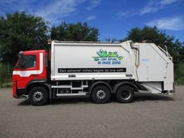 vuilniswagen vrachtwagen Volvo FM 9 260 6X2 EURO 3 2004