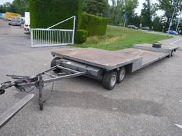 overige aanhangwagen Roll-on 3500-3VV schamelwagen 4 assen opknapper 2000